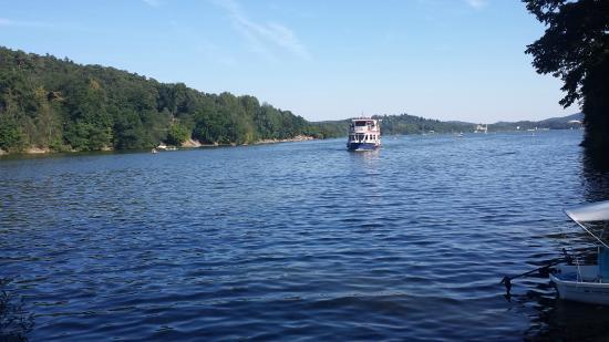 Moravia Trip: Steamboat