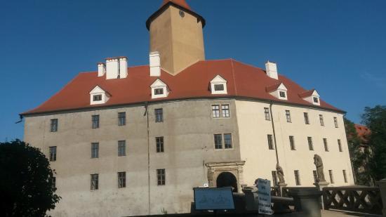 Moravia Trip: Veveri castle