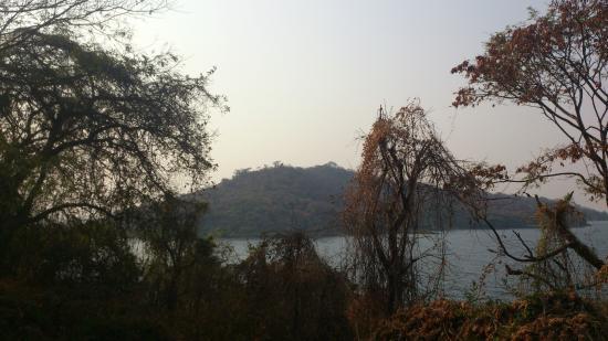 Maleri Island, Malawi: walk
