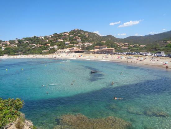 Pietrosella, França: spiaggia2