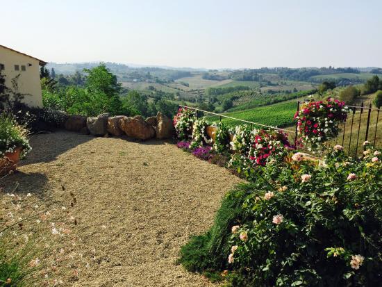 Montespertoli, Italie : Locanda