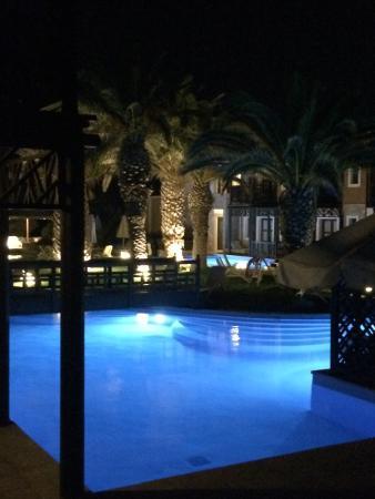 A greek vacation paradise