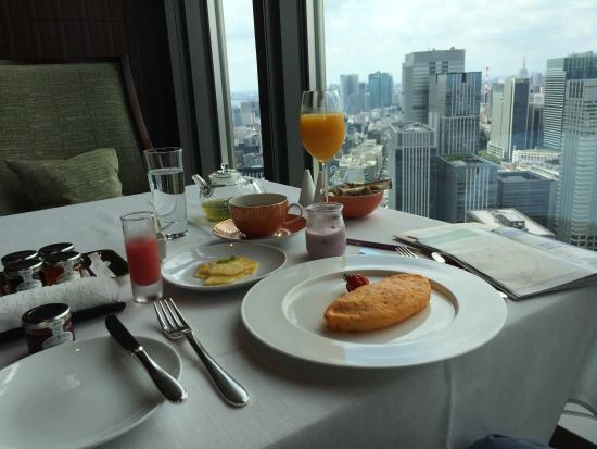 Mandarin Oriental, Tokyo: American Breakfast