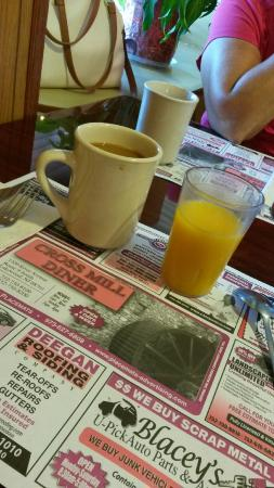 Cross Mill Diner