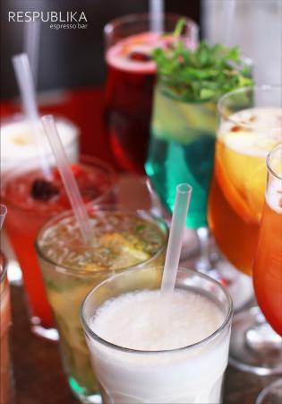 Respublika Espresso Bar : Ice Tea