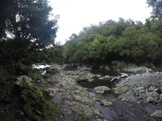 Sainte-Suzanne, Reunion Island: Bassins des Hauts de Sainte Suzanne