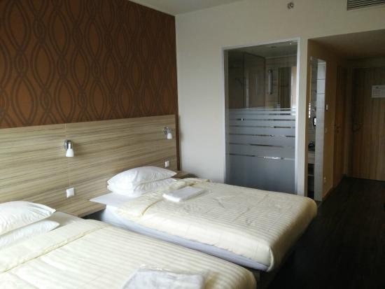 Star Inn Hotel Premium Wien Hauptbahnhof, by Quality: Комфортный отель