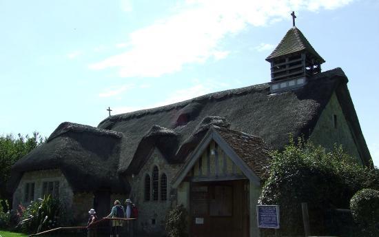 St Agnes Church2