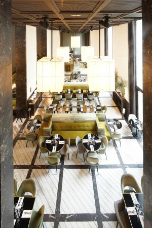 Monsieur Bleu Restaurant Tripadvisor