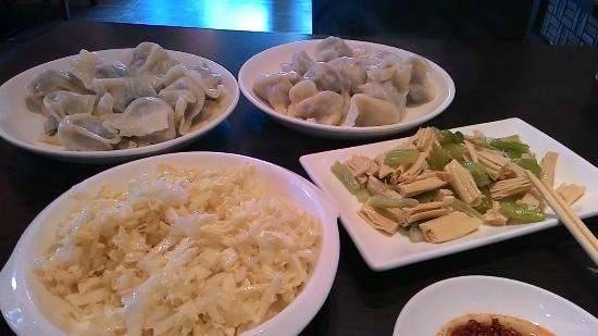 Bei JingJun Lian QingZhen Dumpling