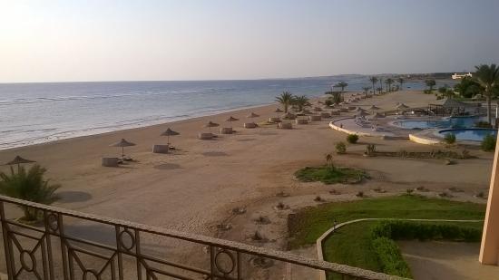 Paradise Club Shoni Bay Resort: vista camera