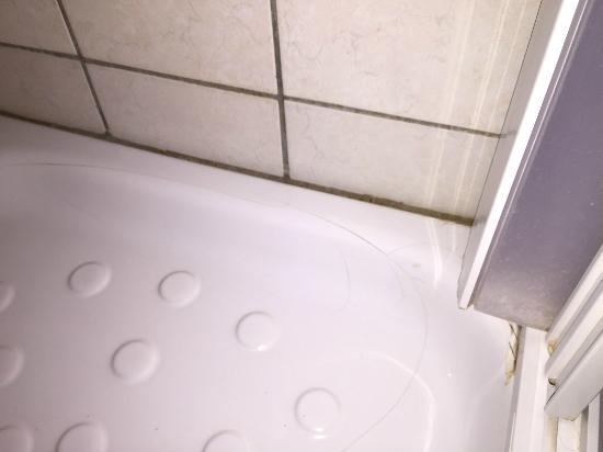Piastrelle rovinate stelle foto di baia del godano resort