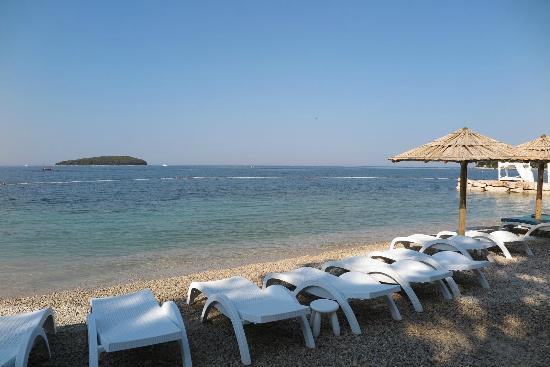 Funtana, Croacia: Strand polidor Beach