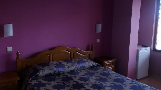 Hotel Chuchulev: bed