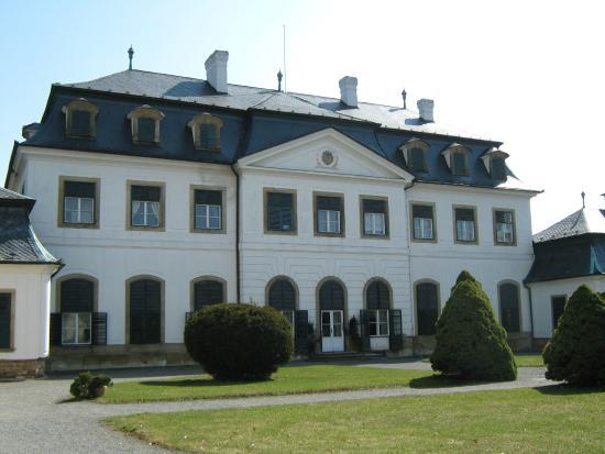 Zámek Náměšť na Hané: zámek