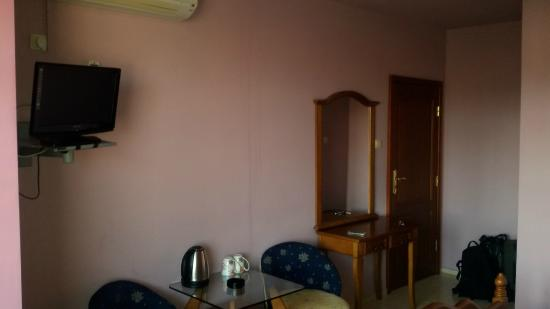 Hotel Chuchulev: room