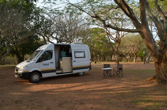 Bushbaby Lodge & Camping