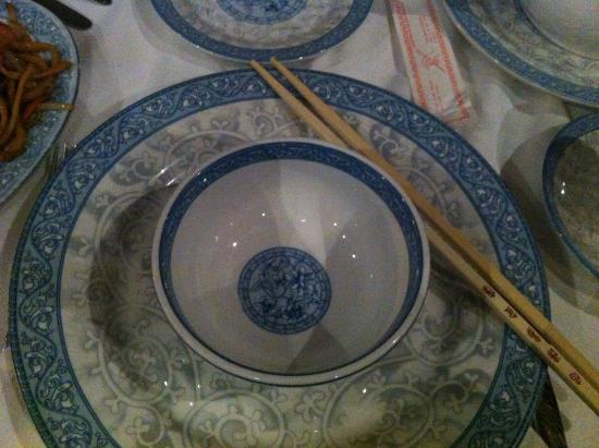 Fu-Hua: Uma taça é sempre melhor que um prato