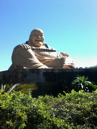 Hotel Foz do Iguacu: Templo Budista