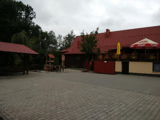 Gdow, โปแลนด์: Szalas