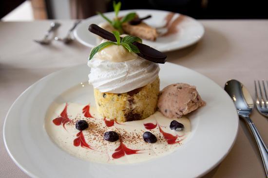 The Switchback Restaurant: Switchback Restaurant Dessert