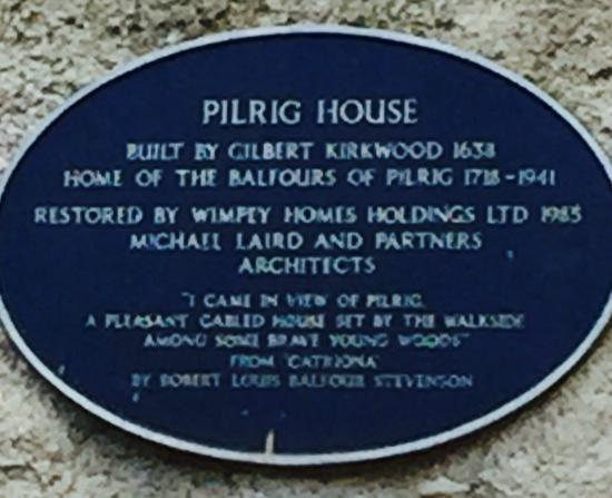 Pilrig House: Certification