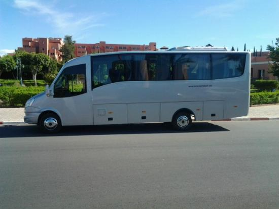 Location de minibus tours