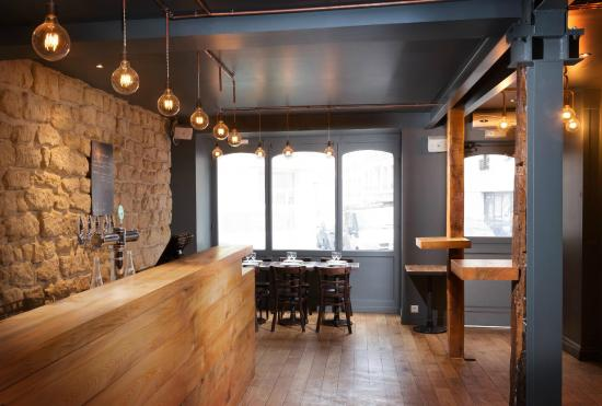 Bar et comptoir - Picture of La Maison, Paris - TripAdvisor