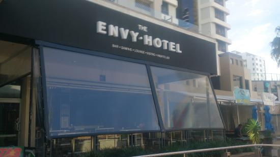 Envy Bistro The Hotel