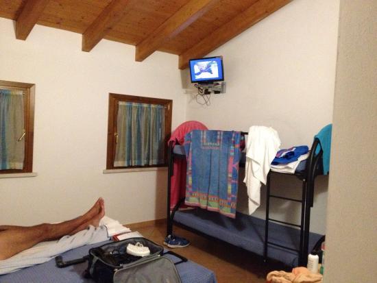 Camera e bagno foto di agriturismo ca roma volta for Ca roma volta mantovana