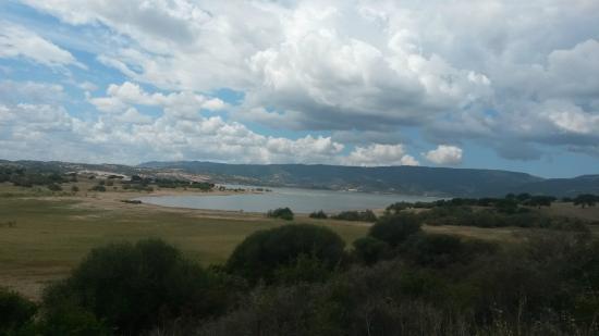 Oschiri, Italy: lago Coghinas