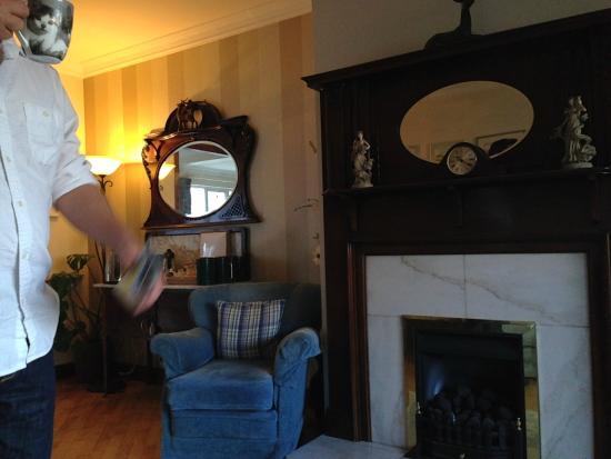 Ardawn House: Sitting Area