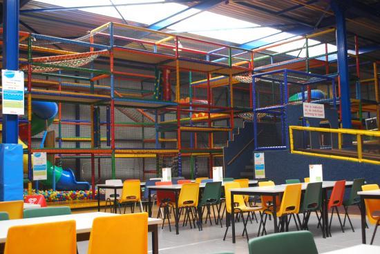 Sexbierum, เนเธอร์แลนด์: indoor playground Aeolus