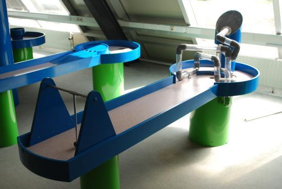 Sexbierum, เนเธอร์แลนด์: discoverycenter Aeolus