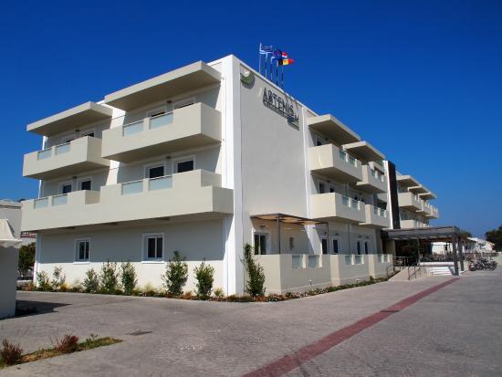Prachtig gerenoveerd foto van artemis hotel apartments for 4 design hotel artemis