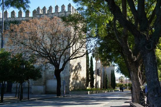 Camara Oscura Alcazar Jerez de la Frontera: Alcázar de Jeréz