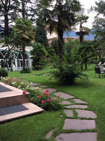 Hotel Bavaria: Garden