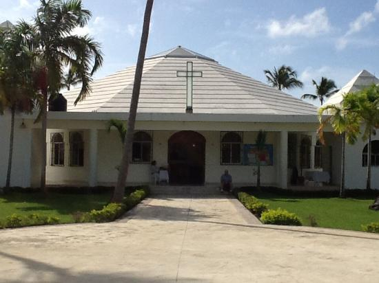 Bavaro, République dominicaine : Beautiful Little church