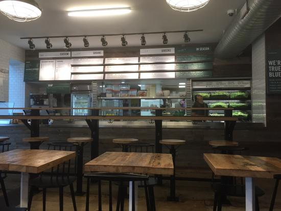 Good Salad Joint In The Middle Of Tyson S Galleria Mall Review Sweetgreen Mclean Va Tripadvisor