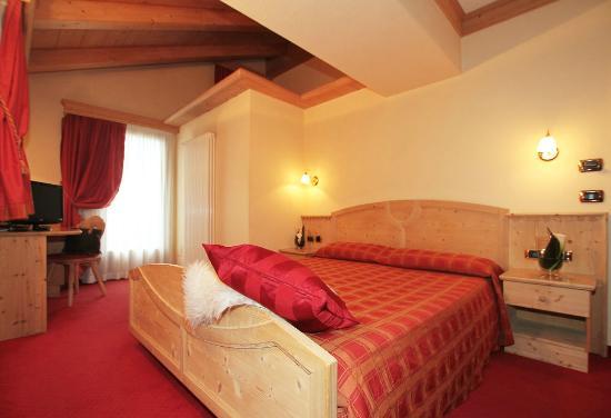 Hotel Cristallo: Comfort room
