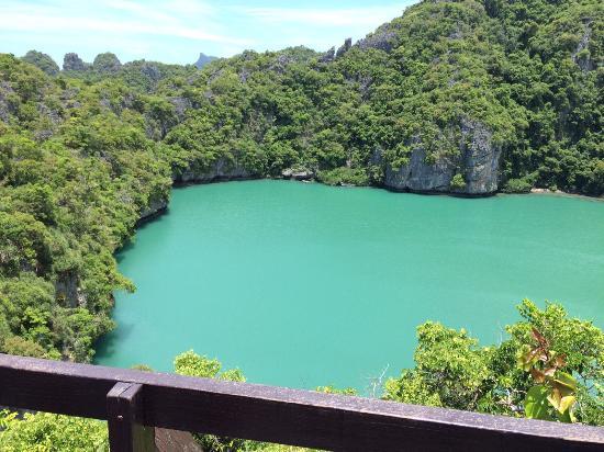 Mu Ko Ang Thong National Park: So beautiful