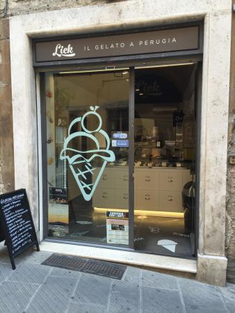 Lick Gelato Perugia