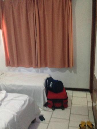 Hotel Porto Dourado: Quarto