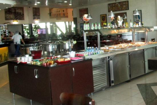 Buffet Comida A Kilo Picture Of Restaurante Espaco Fly Belem