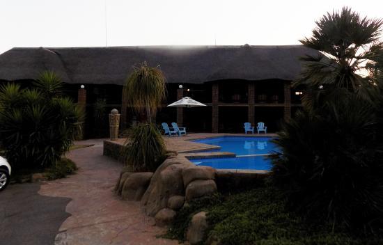 Bushmans Rock Country Lodge