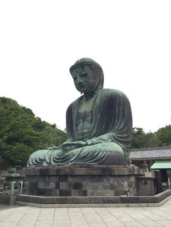 Kotoku-in (Great Buddha of Kamakura): 意外と小さいです