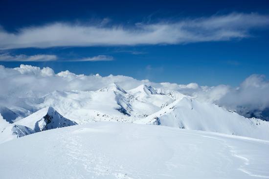 Bezbog - peak in Pirin Mountains