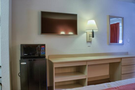 موتل 6 سياتل ساوث: Guest Room
