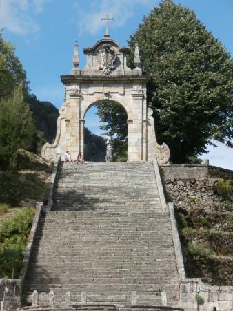 Santuário de Nossa Senhora da Peneda: majestic Sanctuary
