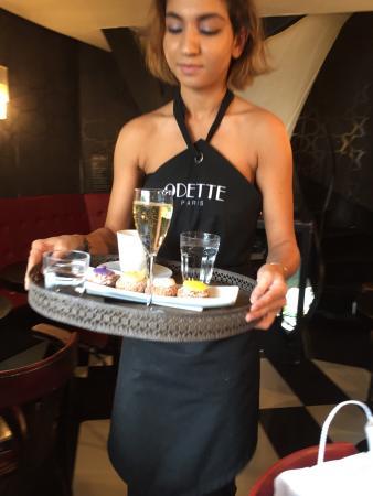 Odette paris picture of odette paris paris tripadvisor for Odette s restaurant month